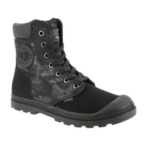 BOTTINE Bottines - PALLADIUM KNIT LP CAMO