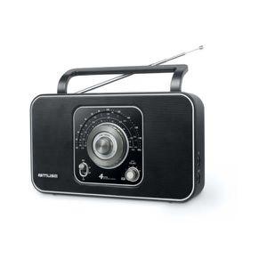 RADIO CD CASSETTE Radio MUSE M-068 R