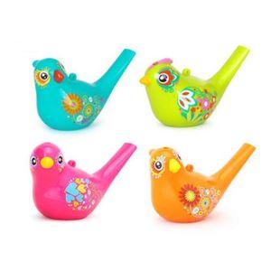 Sifflet Oiseau siffleur /à eau Jouet musical en terre cuite Appeau oiseau enfant Goki