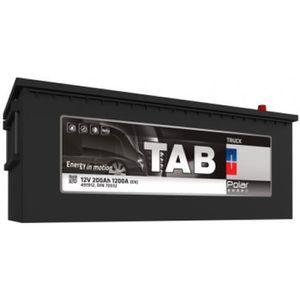 BATTERIE VÉHICULE Batterie de démarrage Poids Lourds et Agricoles TA