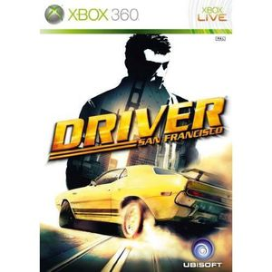 JEUX XBOX 360 Driver : San Francisco - collector edition [imp…