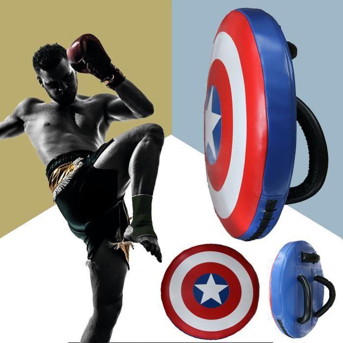 Sac de boxe de sport de cible de pied sac de boxe de combat Petit: 43*7.5 cm