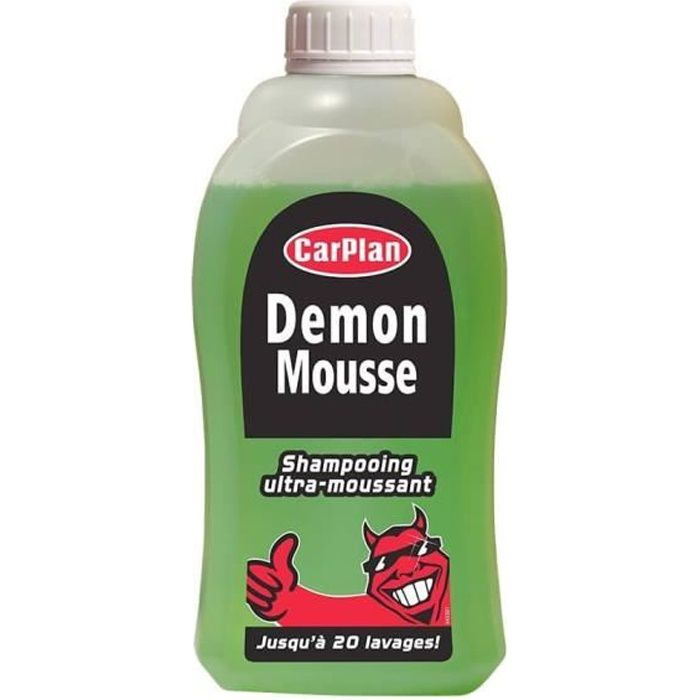 Demon - Shampooing Carrosserie 1L - SCOOTEO