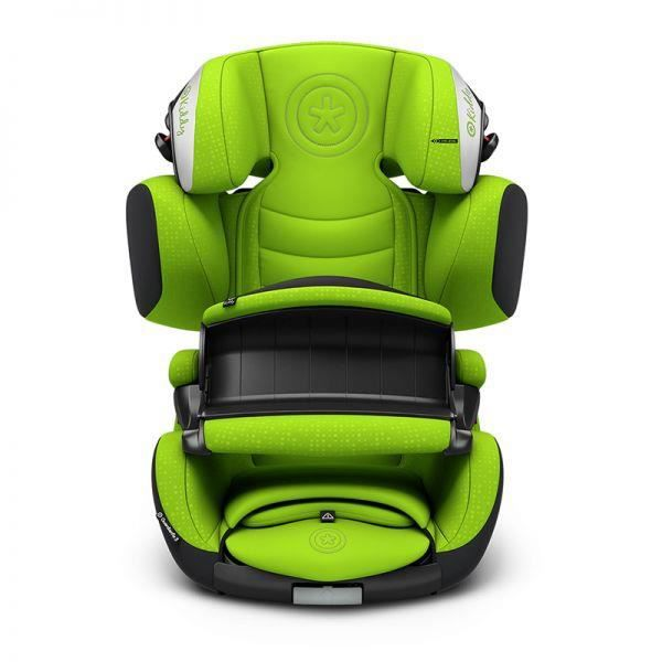 KIDDY Siège auto Guardianfix 3 - Lézard vert