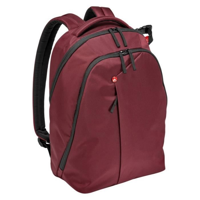 MANFROTTO Sac à dos NX BACKPACK BORDEAUX