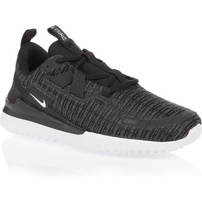 NIKE Chaussures de running Renew Arena - Femme - Noir et Blanc