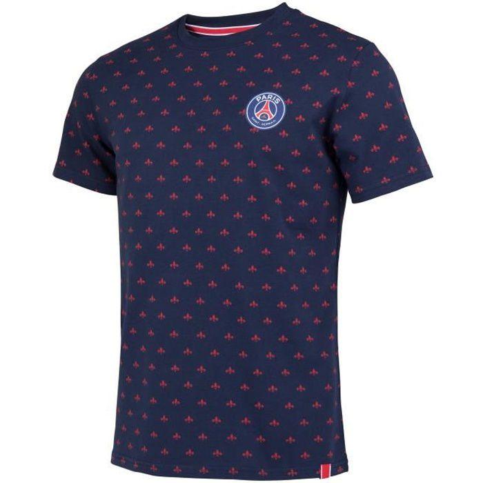 T-shirt PSG - Collection officielle PARIS SAINT GERMAIN - Homme