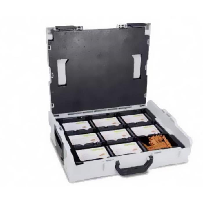 WAGO 887-918 Assortiment de bornes pour boîte de dérivation flexible: 0.14-4 mm² rigide: 0.14-4 mm² 1 set