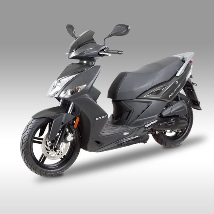 kymco agility 50cc 16 pousse 2t noir achat vente scooter kymco agility 50cc 16 pouss cdiscount. Black Bedroom Furniture Sets. Home Design Ideas