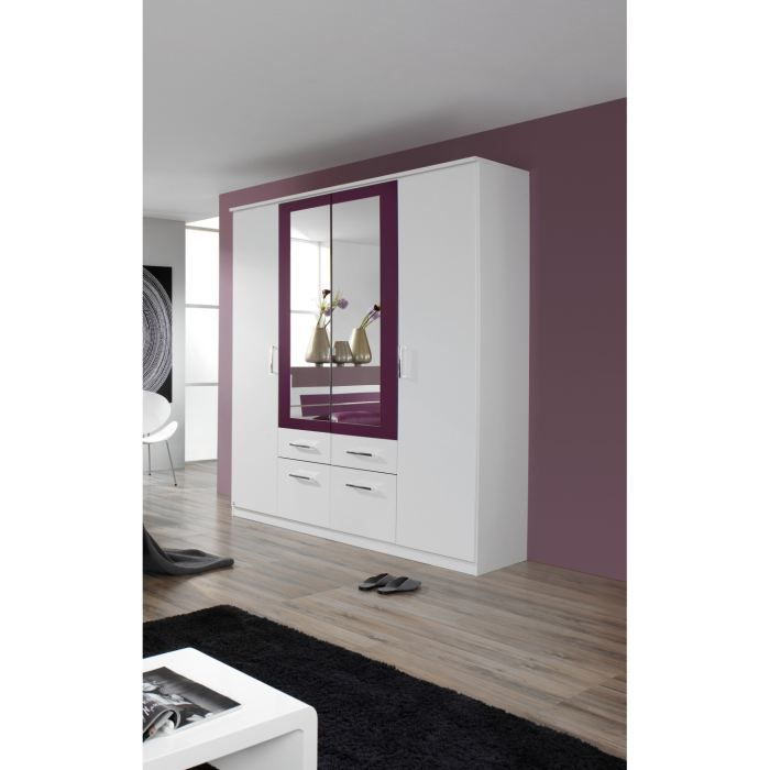 armoire adulte venise ii achat vente armoire de. Black Bedroom Furniture Sets. Home Design Ideas