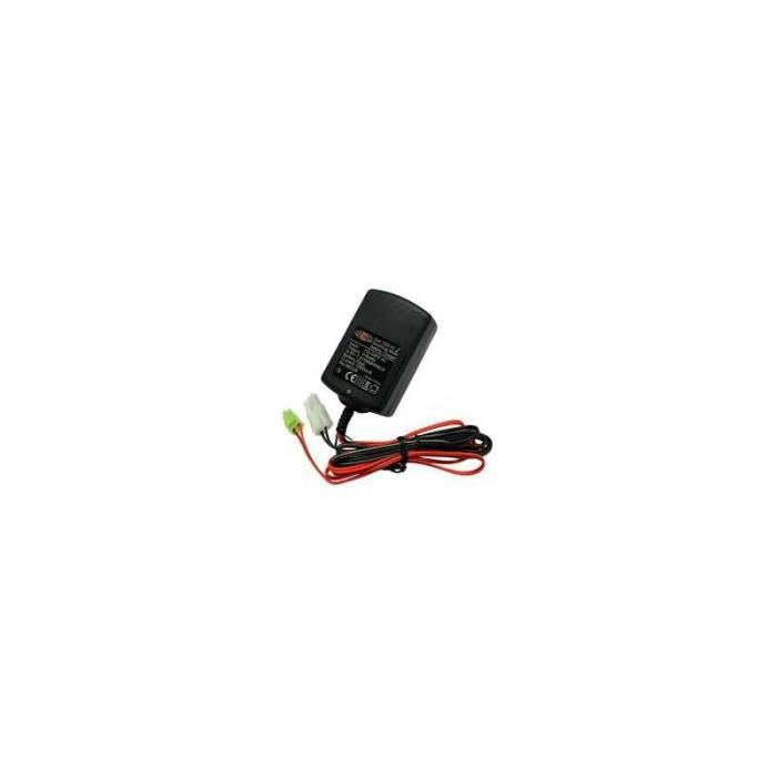 ACCESSOIRE VEHICULE Chargeur de Batterie Ni-MH (4,8V à 9,6V) Tamiya +