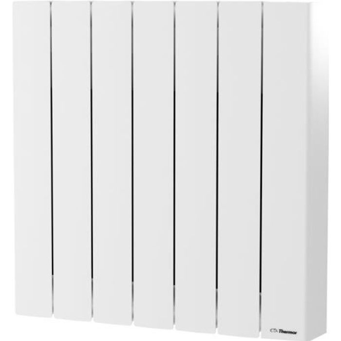 radiateur lectrique inertie thermor baleares achat. Black Bedroom Furniture Sets. Home Design Ideas