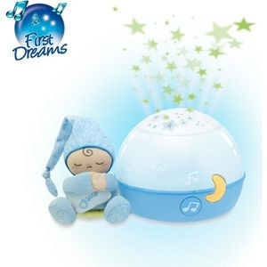 MOBILE CHICCO Ma Lampe Magic'Projection Bleu First Dreams