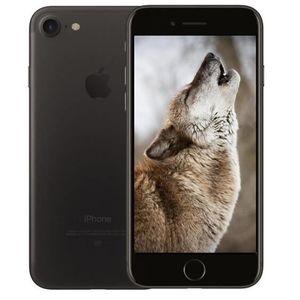 SMARTPHONE RECOND. Apple iPhone 7 Noir 128 Go Reconditionné A Neuf
