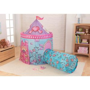 tente fille princesse achat vente jeux et jouets pas chers. Black Bedroom Furniture Sets. Home Design Ideas