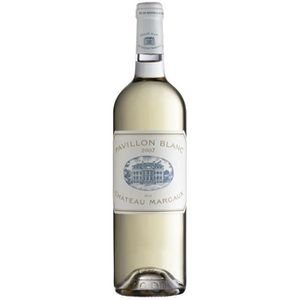 VIN ROUGE Pavillon blanc - Château Margaux - Bordeaux 2014 3