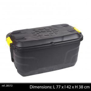 Petite boite de rangement plastique - Achat / Vente pas cher