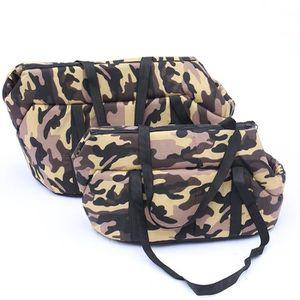 ANTI-FUGUE - CLOTURE Sac fourre-tout portatif à la mode de camouflage p