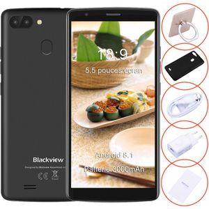 SMARTPHONE Téléphone portable 4G BLACKVIEW A20 Pro Smartphone