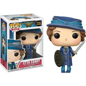 FIGURINE - PERSONNAGE Figurine Funko Pop! DC Comics - Wonder Woman: Etta