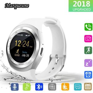MONTRE CONNECTÉE Montre Connectée, Supporte SIM/TF Carte smart watc