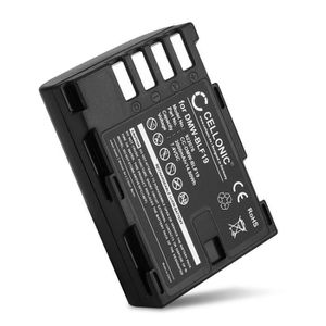 BATTERIE APPAREIL PHOTO CELLONIC Batterie pour Panasonic GH5 Lumix DC-GH5s