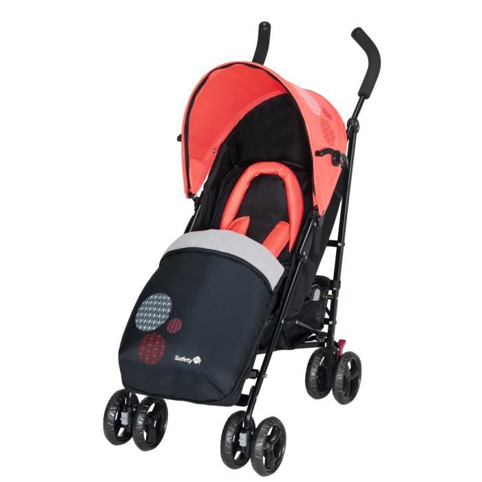 poussette canne safety first slim