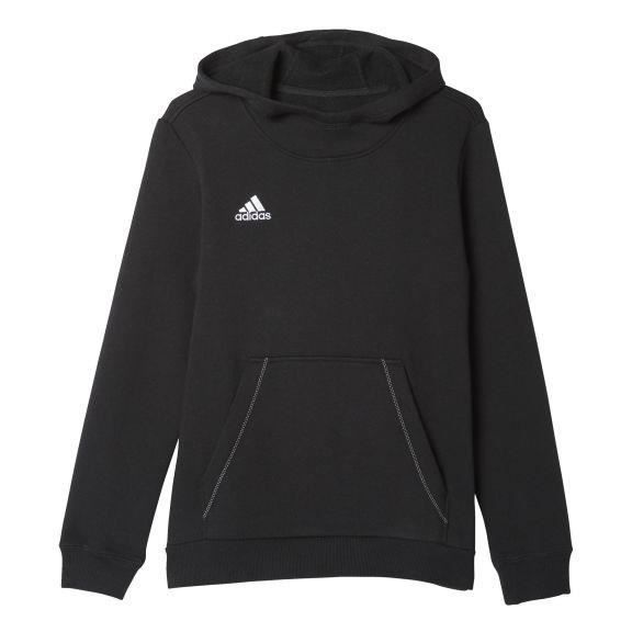 ADIDAS COREF HOODY Y Sweat à capuche junior - Noir