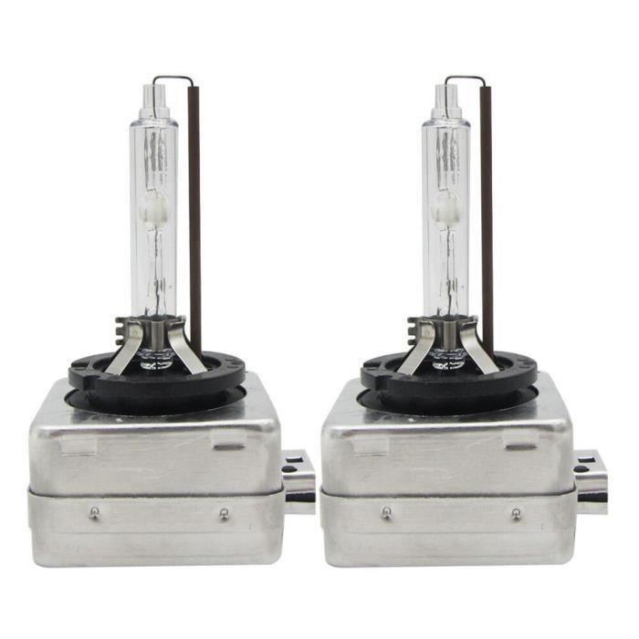 QX Phares voiture Lampes d'ampoules phare au xénon HID D1S 35W 5000K pour Philips ou pour OSRAM RW071361 - QXPRM824A3086