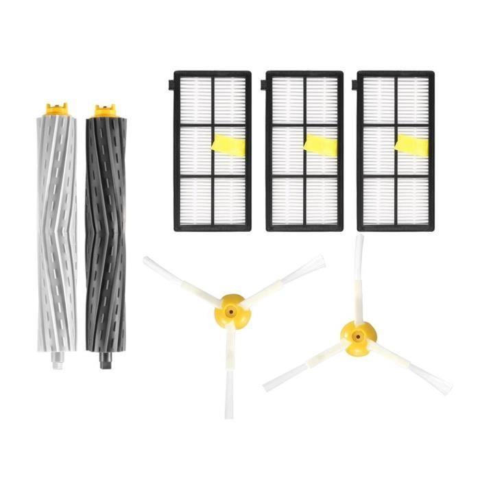Nettoyant électrique filtres brosses outils Kit de remplacement pour iRobot Roomba 800/870/880/960/980 Se