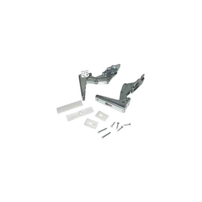 Hotpoint, Indesit, Whirlpool Charnieres - (X2) Hotpoint, Indesit, Whirlpool