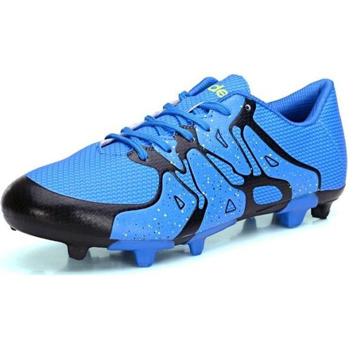 Homme Chaussures de Football 15.6 AG BLEU