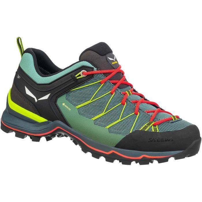 Salewa Mountain Trainer Lite Gore-Tex® Femmes Chaussures trail running vert