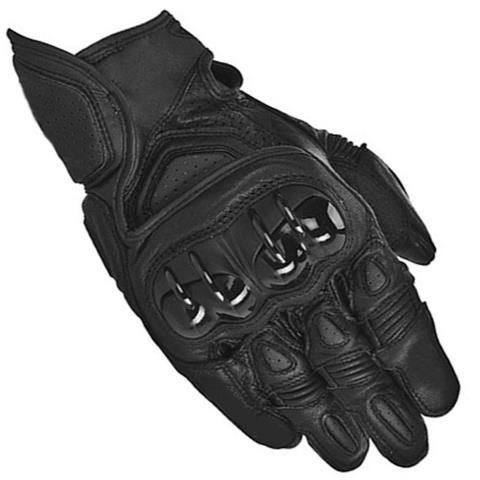 Gants de moto,Alpine GP PRO GPX gants moto cuir Motocross vtt vélo équitation blanc rouge bleu gants