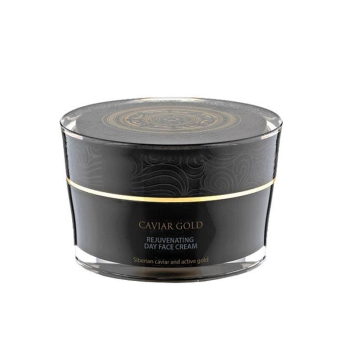 Natura Siberica - Caviar Gold - Crème de Jour Visage - 50ml