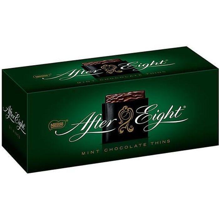 Nestle After Eight chocolat à la menthe 4 x 200g