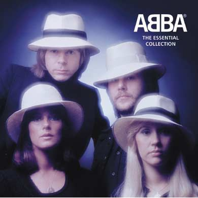 CD VARIÉTÉ INTERNAT ABBA - Essential collection