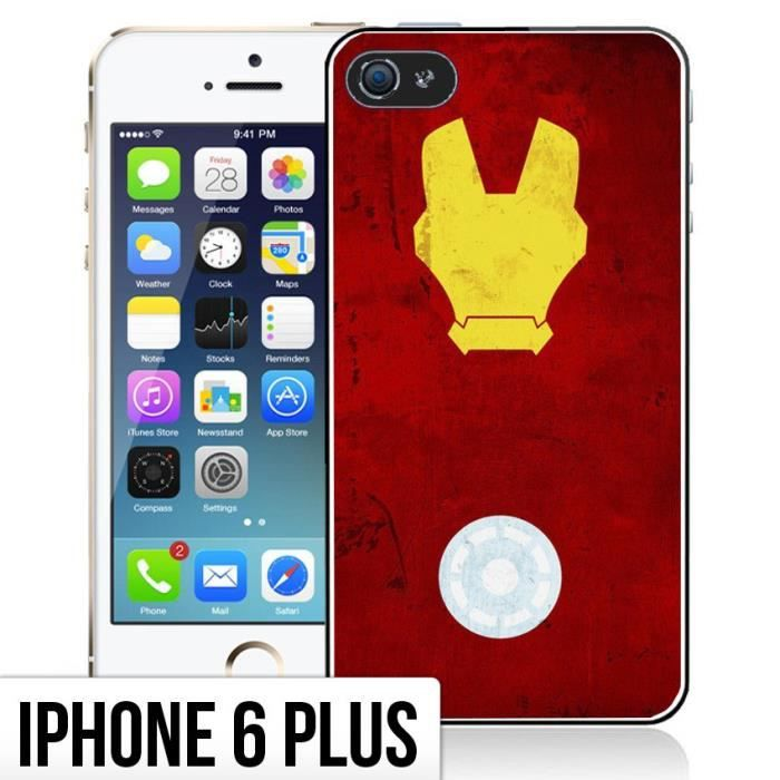 coque iron man iphone 6