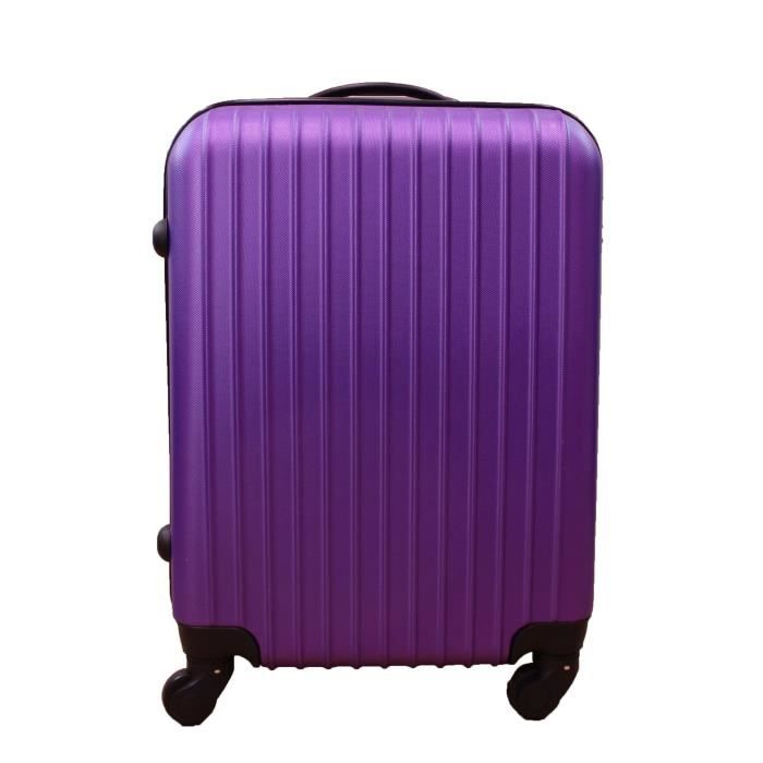 bagage icepak valise cabine ryanair 4roues violet achat. Black Bedroom Furniture Sets. Home Design Ideas
