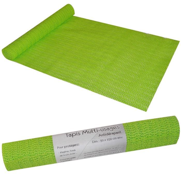 Tapis juicy antid rapant protection meuble tiro achat for Tapis antiderapant cuisine