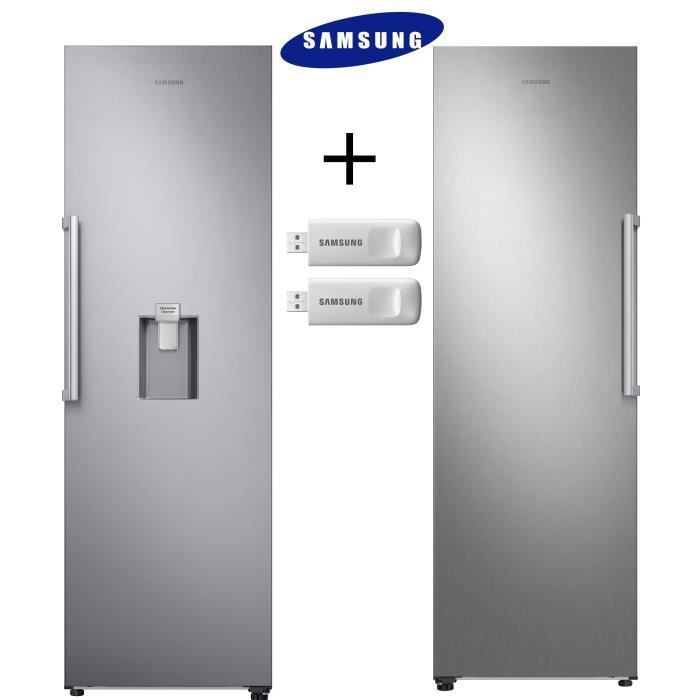 samsung pack froid rr39m7200sa r frig rateur 375 electrom nager. Black Bedroom Furniture Sets. Home Design Ideas