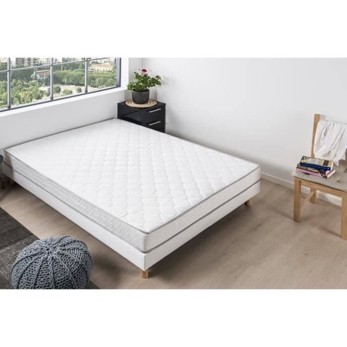 finlandek matelas 140x190 mousse 30kg m ferme kiva achat vente matelas cdiscount. Black Bedroom Furniture Sets. Home Design Ideas