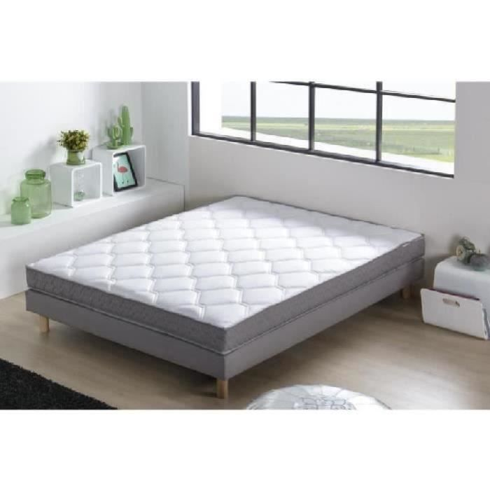 finlandek matelas sommier unelma 160x200 cm mousse et. Black Bedroom Furniture Sets. Home Design Ideas