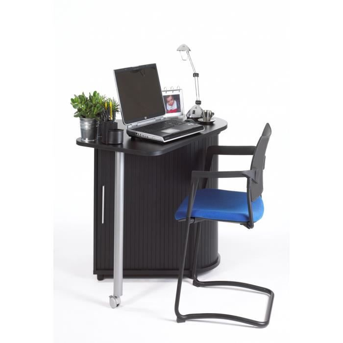bureaux informatique design noir school le bureau informatique design school vous permettra de. Black Bedroom Furniture Sets. Home Design Ideas