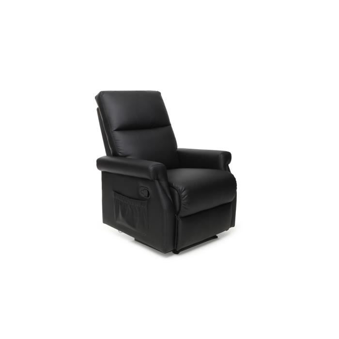 Coty fauteuil relax achat vente fauteuil cdiscount - Cdiscount fauteuil relax ...