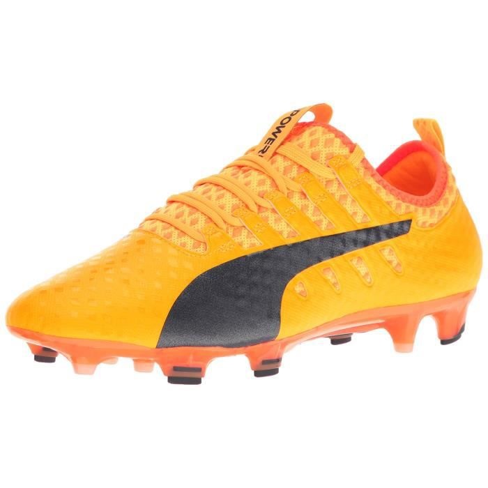 best website 9670e 304a7 PUMA Evopower Vigor 1 Fg Football Chaussures 1CHIL5 Taille-46 1-2