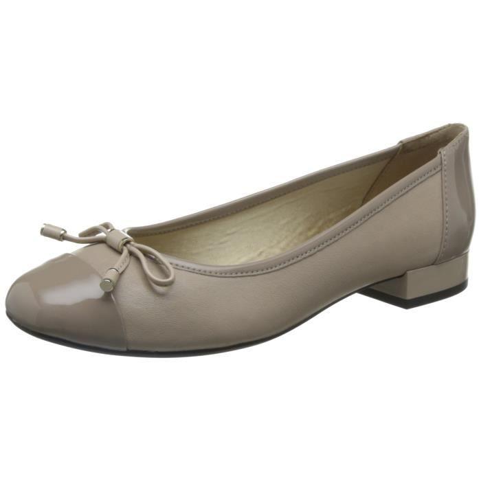 Geox D Wistrey B Chaussures de Danse Classique Femme