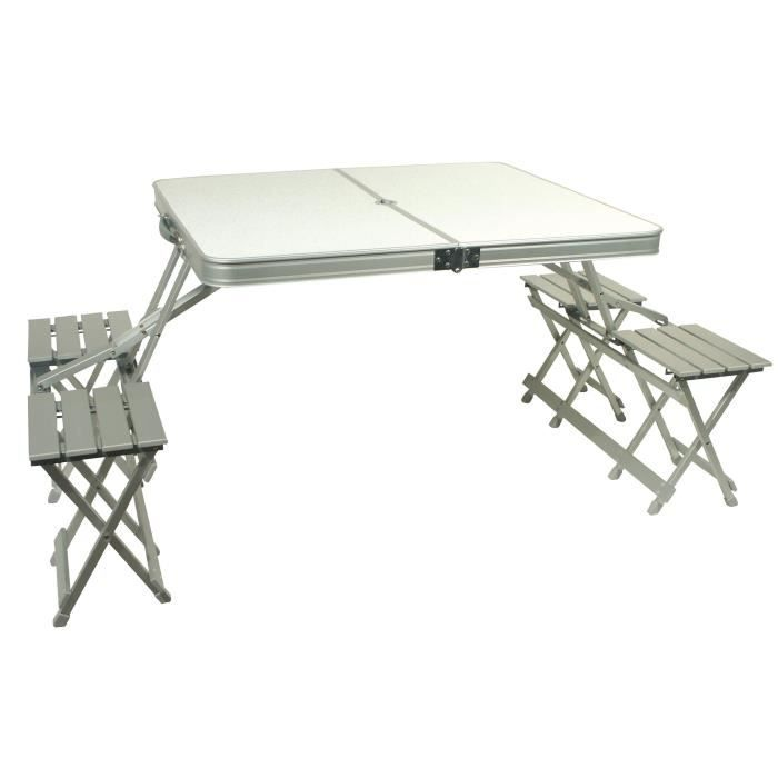Table valise achat vente table de camping table valise for Table valise