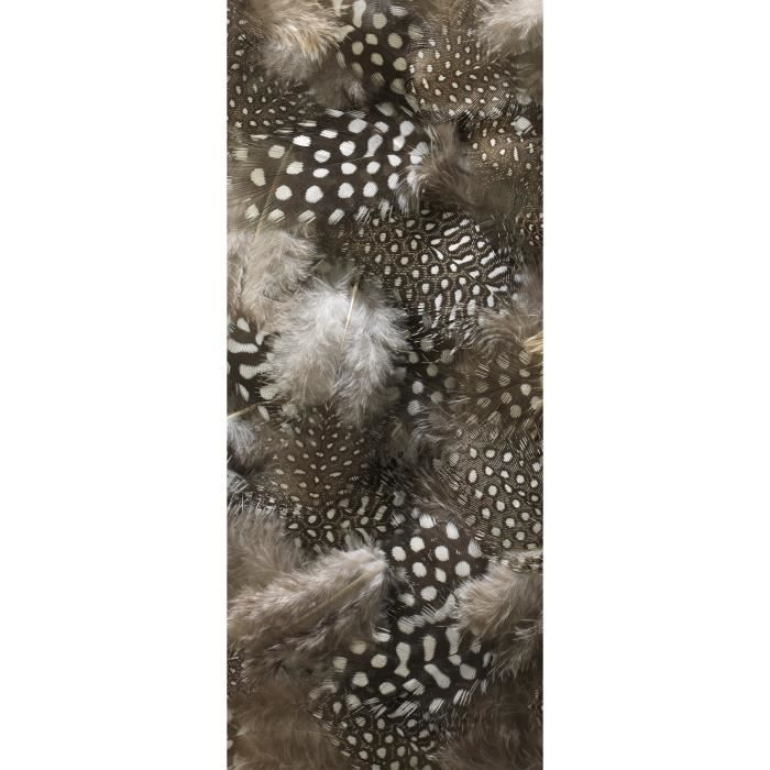 PAPIER PEINT Papier peint intissé Panoramique - Duvet 240x98cm