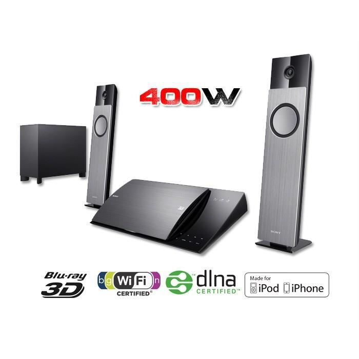 sony bdvnf720 home cinema 2 1 3d wi fi int gr ensemble. Black Bedroom Furniture Sets. Home Design Ideas